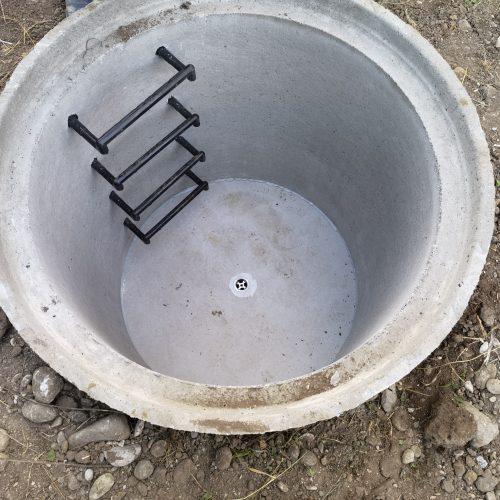 realizácia kanalizácie